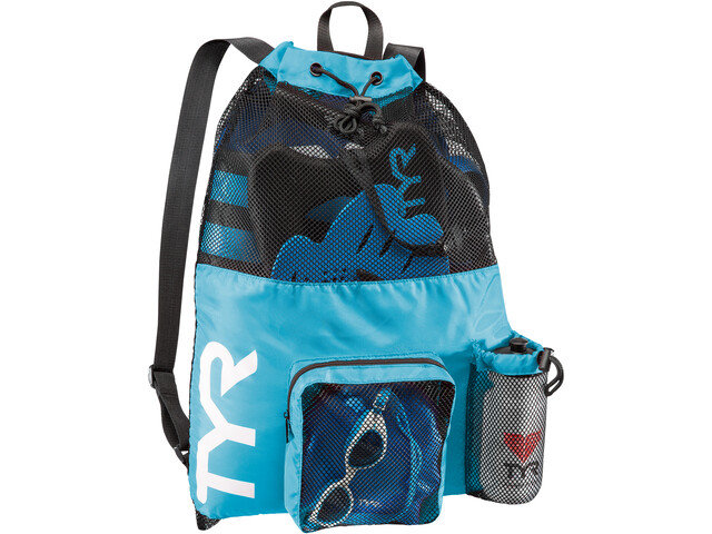 TYR Big Mesh Mummy Backpack blue